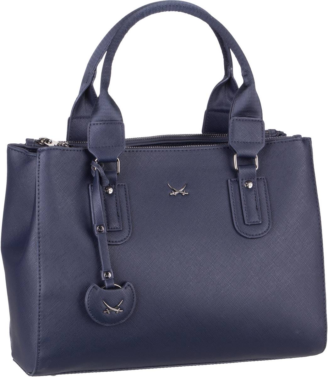 Handtasche Zip Bag 1330 Midnight Blue