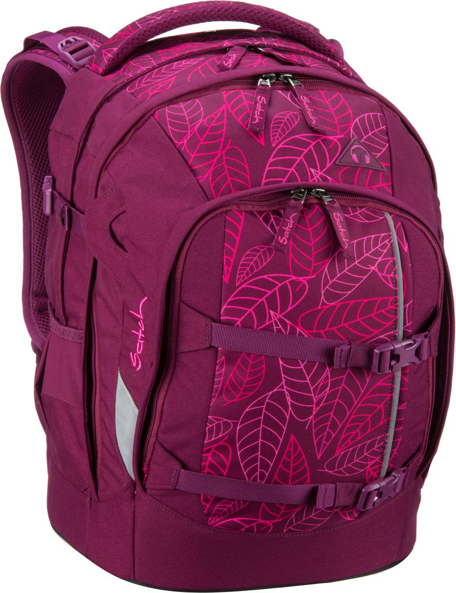 Schulrucksack pack Purple Leaves (30 Liter)