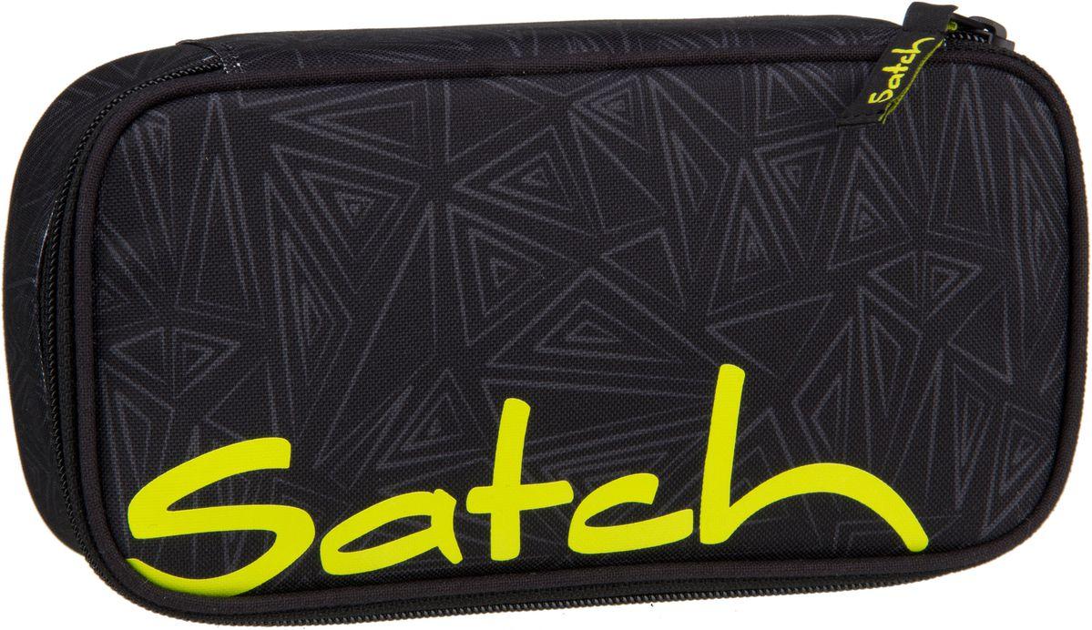 satch satch Schlamperbox Black Bermuda - Stiftetui