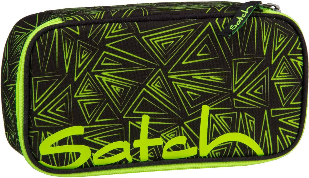 satch satch Schlamperbox Green Bermuda - Stiftetui