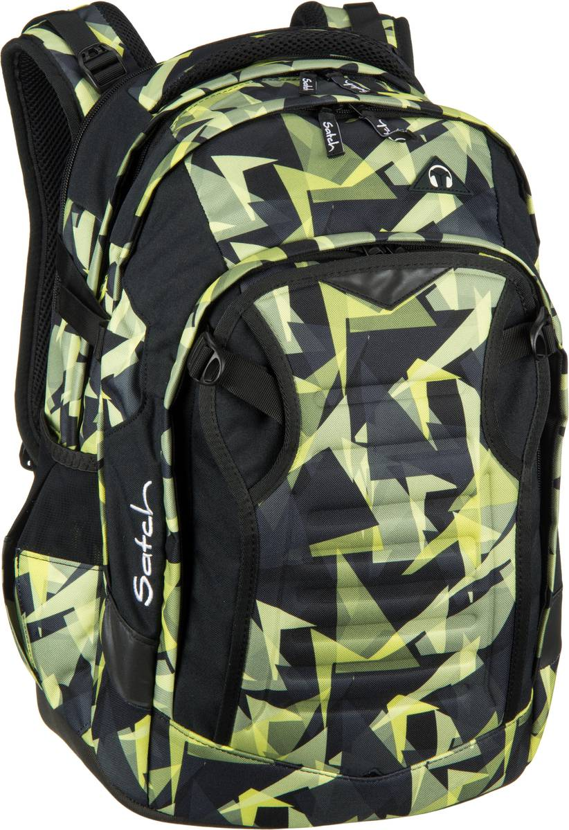 Schulrucksack match 2.0 Gravity Jungle (30 Liter)