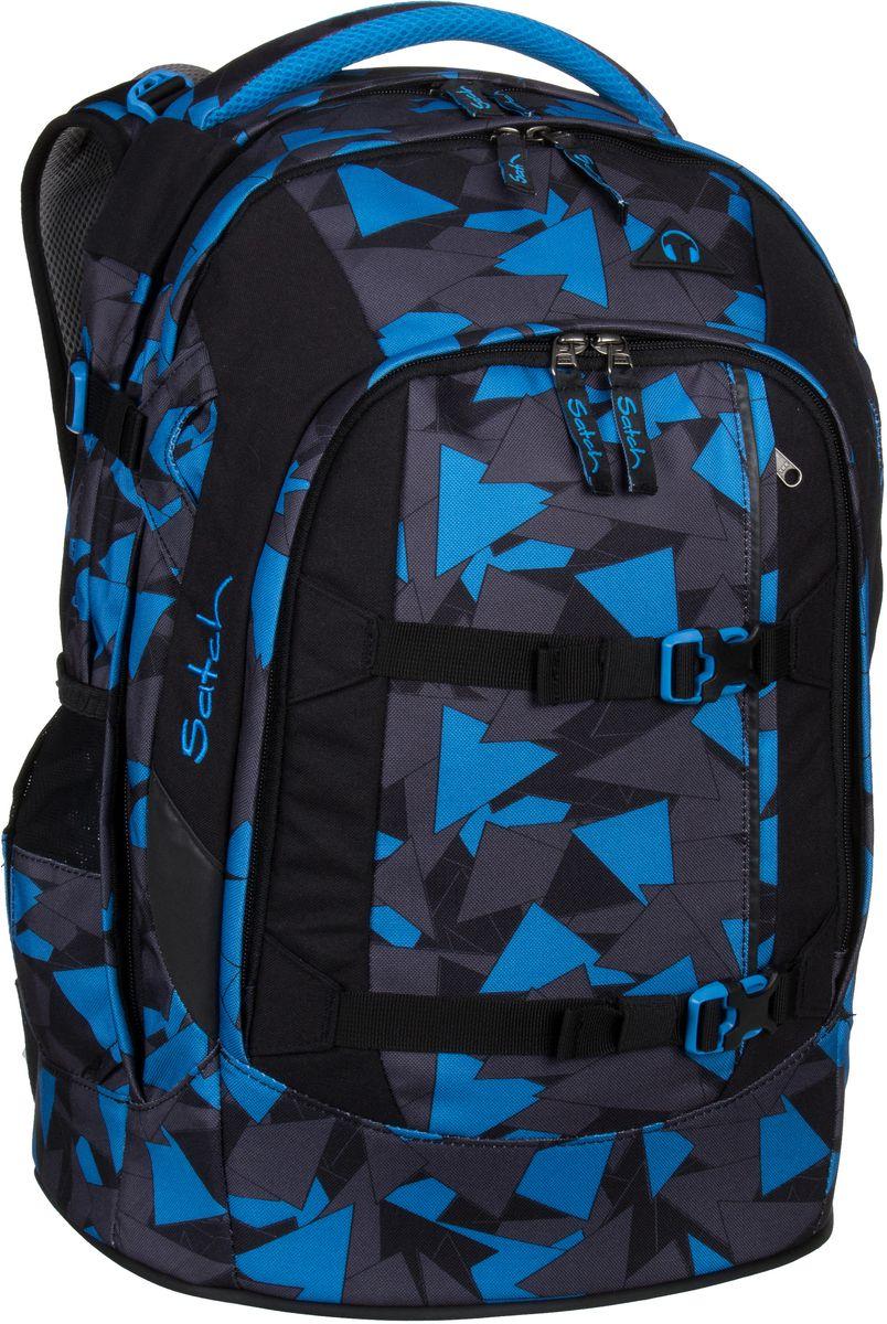 Schulrucksack pack 2.0 Blue Triangle (30 Liter)