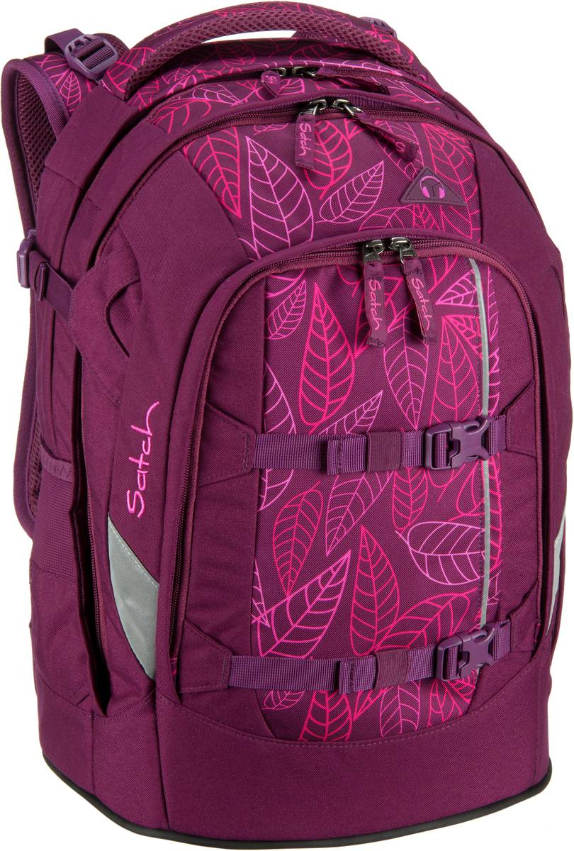 Schulrucksack pack 2.0 Purple Leaves (30 Liter)