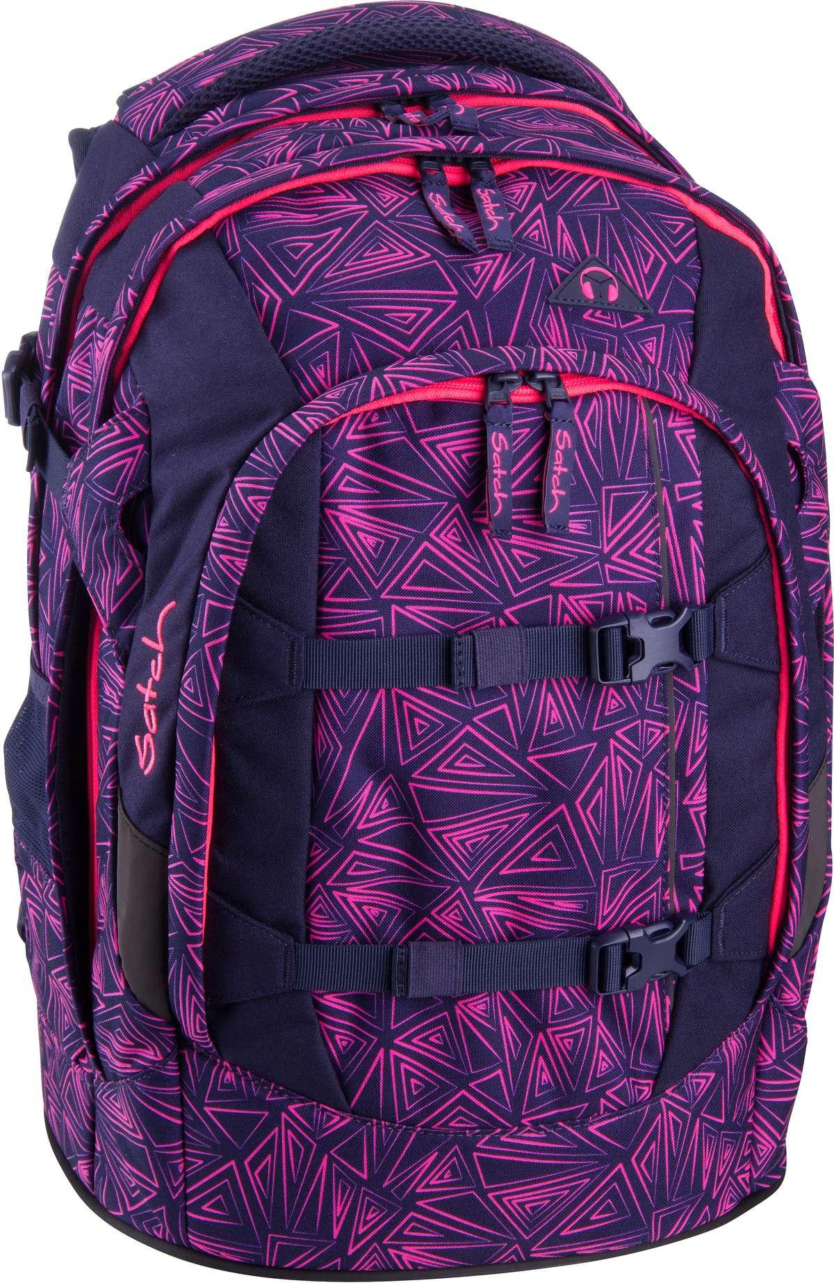 Schulrucksack pack 3.0 Pink Bermuda (30 Liter)