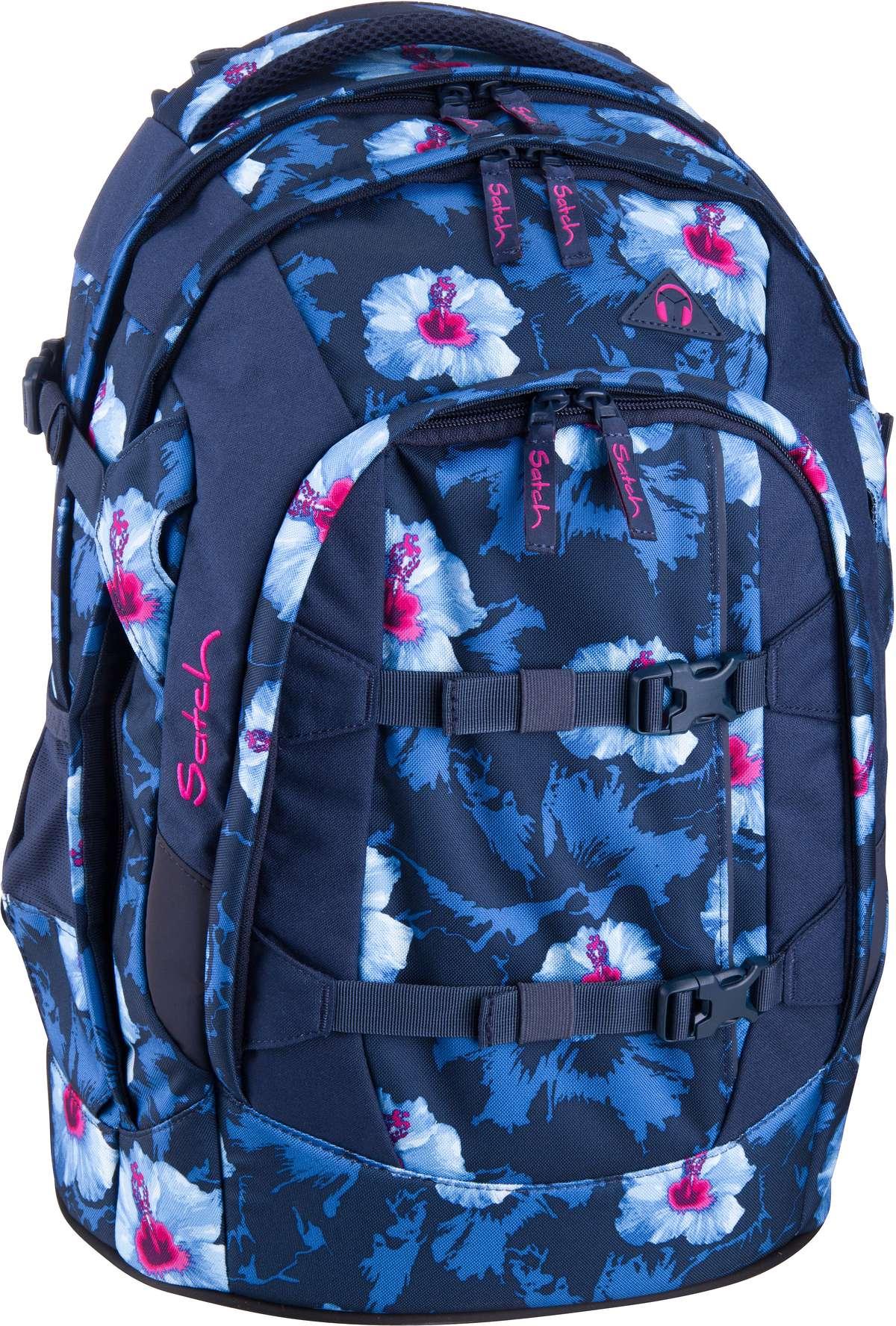 Schulrucksack pack 3.0 Waikiki Blue (30 Liter)