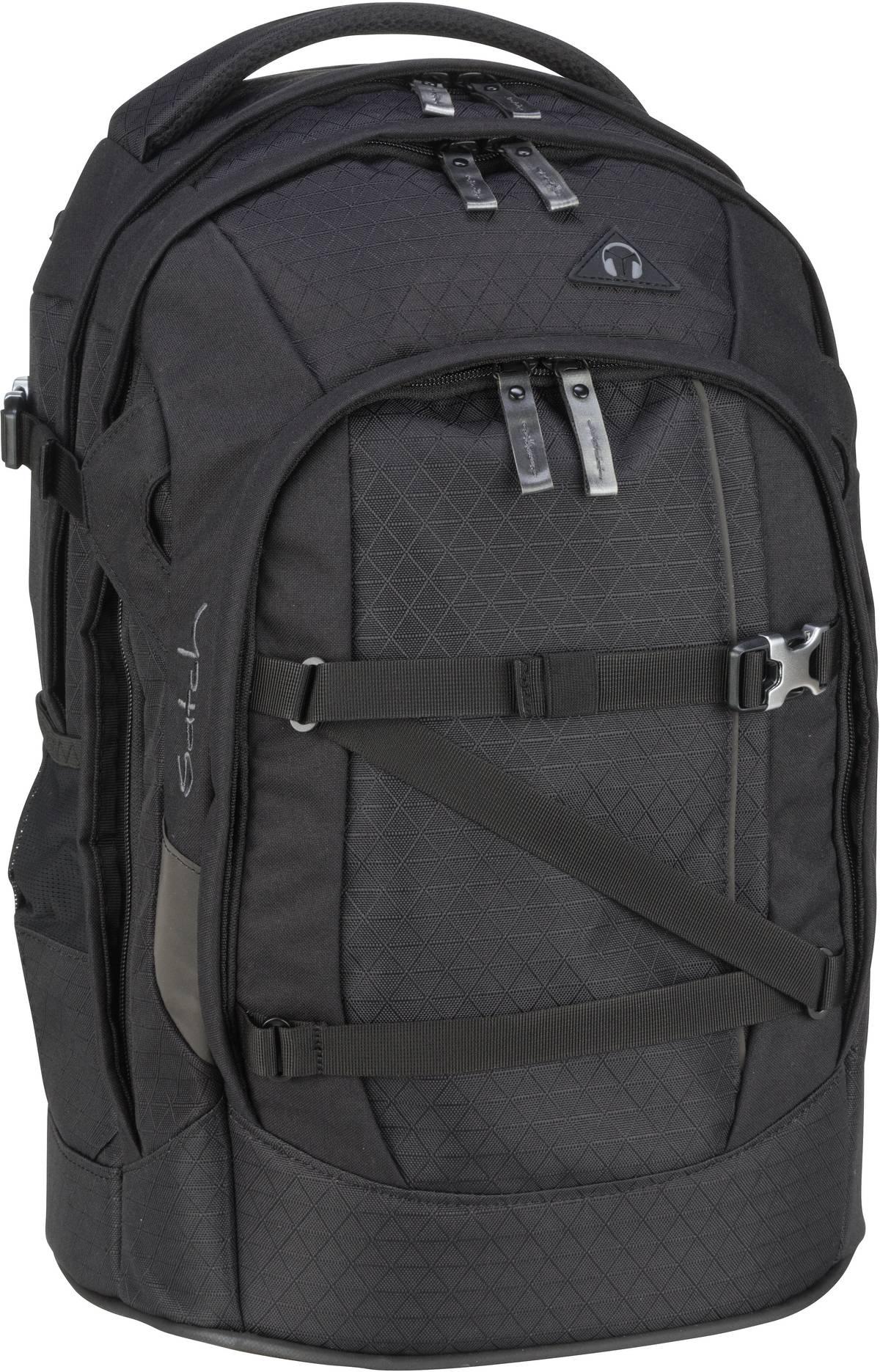Schulrucksack pack Carbon Black Limited Edition Carbon Black (30 Liter)