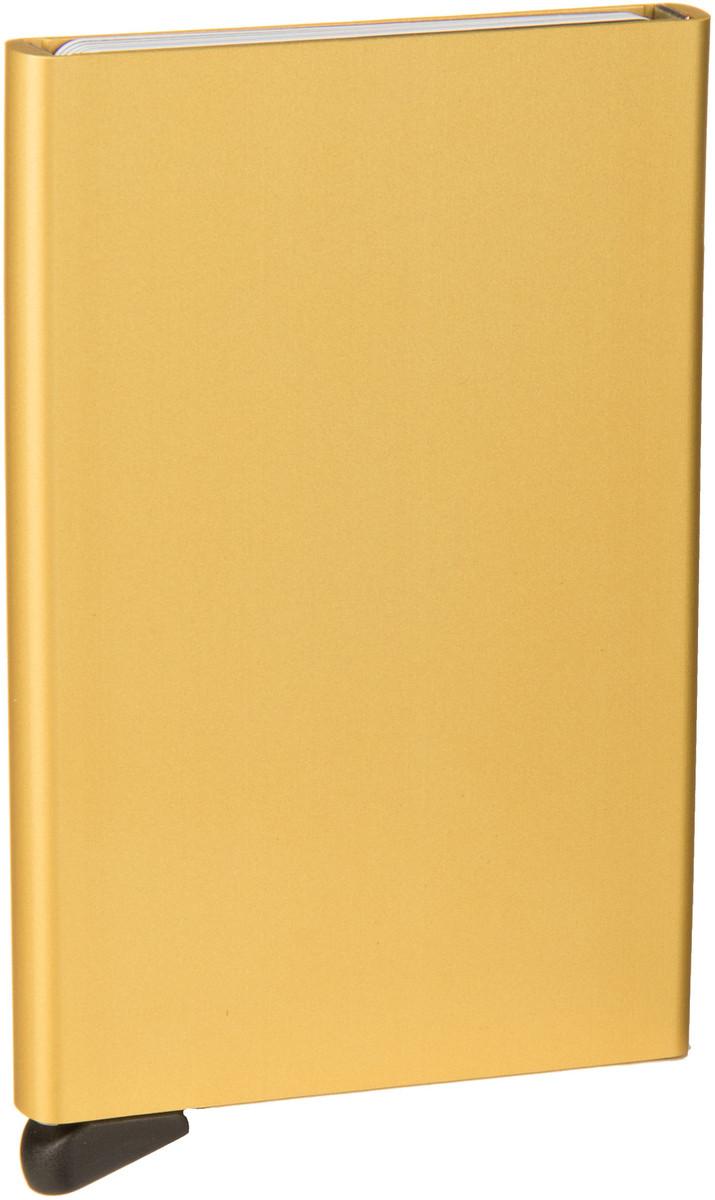 Secrid Kreditkartenetui Cardprotector Gold