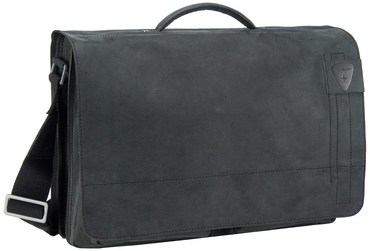 Richmond Briefbag XL Black