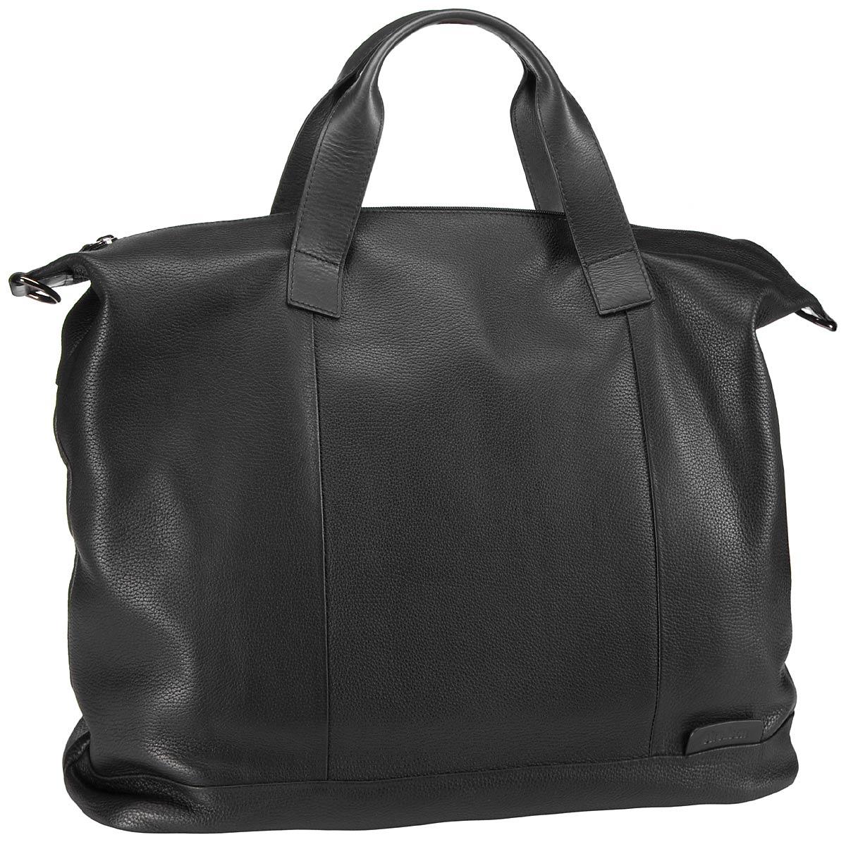 Strellson Garret Weekender Black - Reisetasche