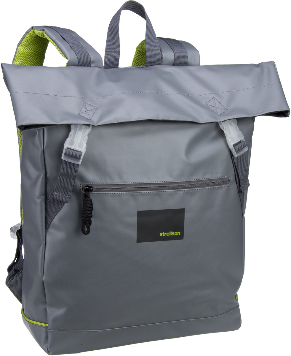 Strellson Shadwell Backpack LVF Grey - Rucksack / Daypack Sale Angebote Gastrose-Kerkwitz