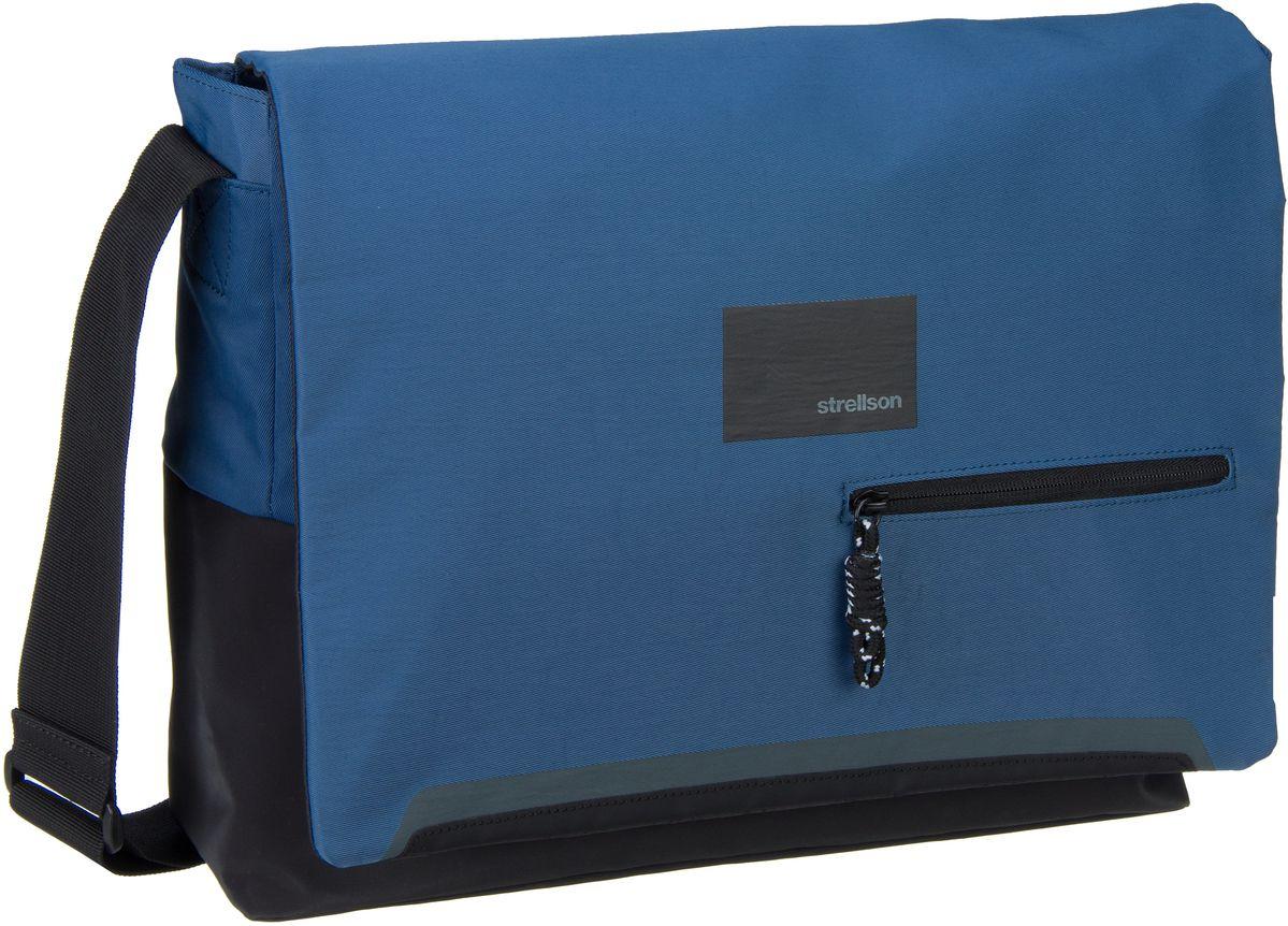 Stanmore Shoulderbag LHF Dark Blue
