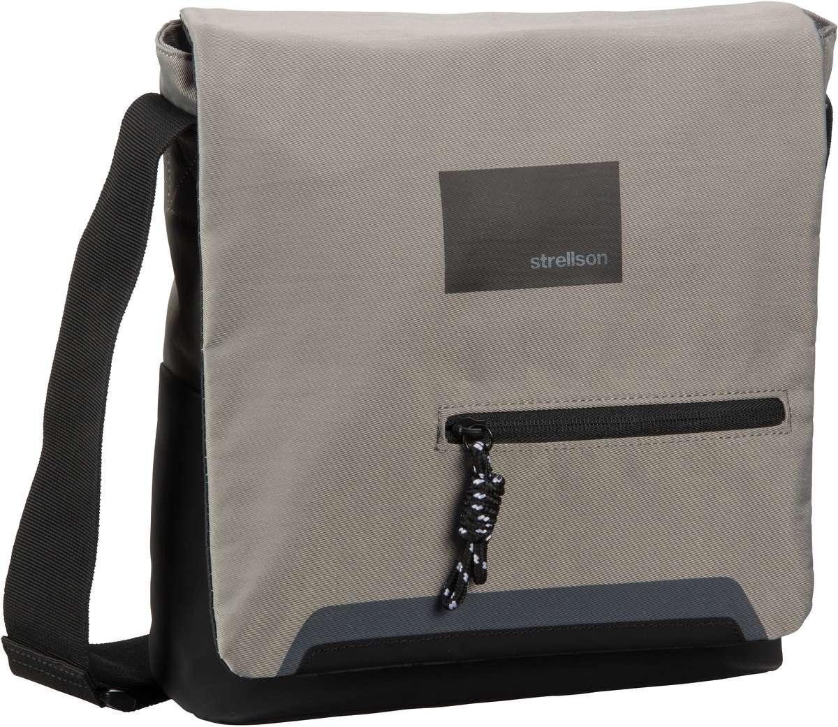 Strellson Stanmore Shoulderbag MVF Grey - Umhängetasche