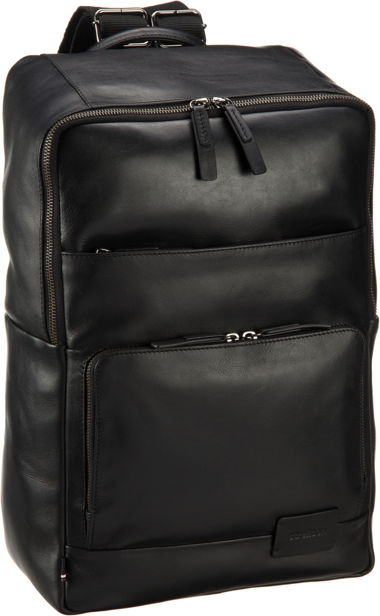 Laptoprucksack Connor BackPack SVZ Black