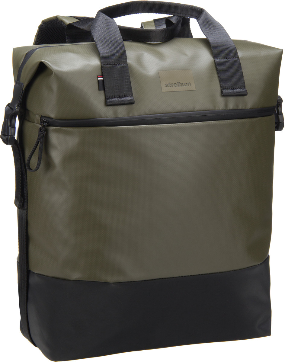 Rucksack / Daypack Stockwell BackPack LVZ Khaki