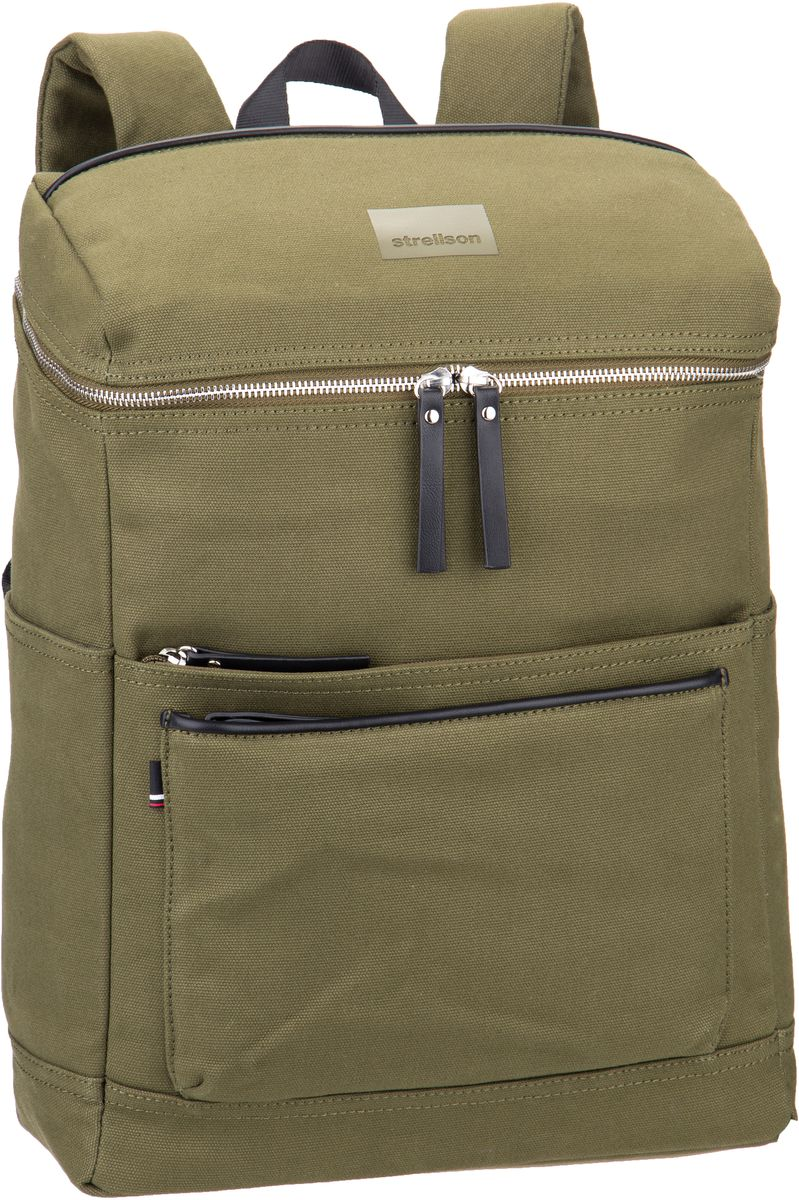 Laptoprucksack Harrow Backpack MVZ Khaki