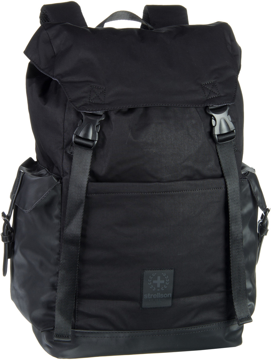 Laptoprucksack Swiss Cross Backpack LVZ Black