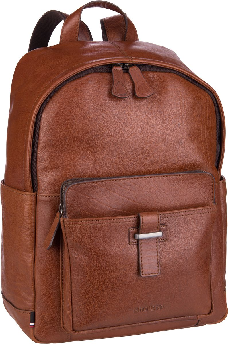 Laptoprucksack Sutton BackPack MVZ Cognac