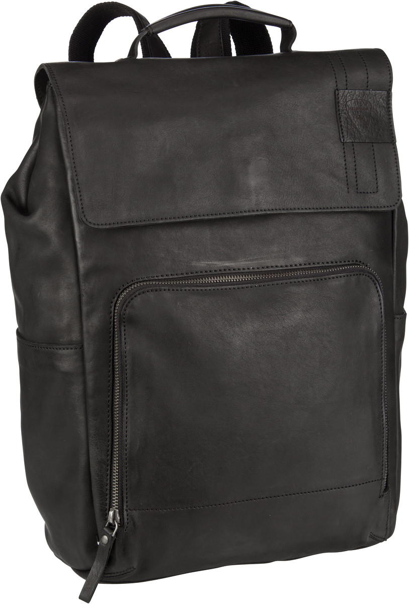Laptoprucksack Upminster BackPack MVF Black