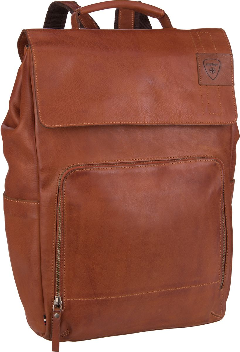 Laptoprucksack Upminster BackPack MVF Cognac