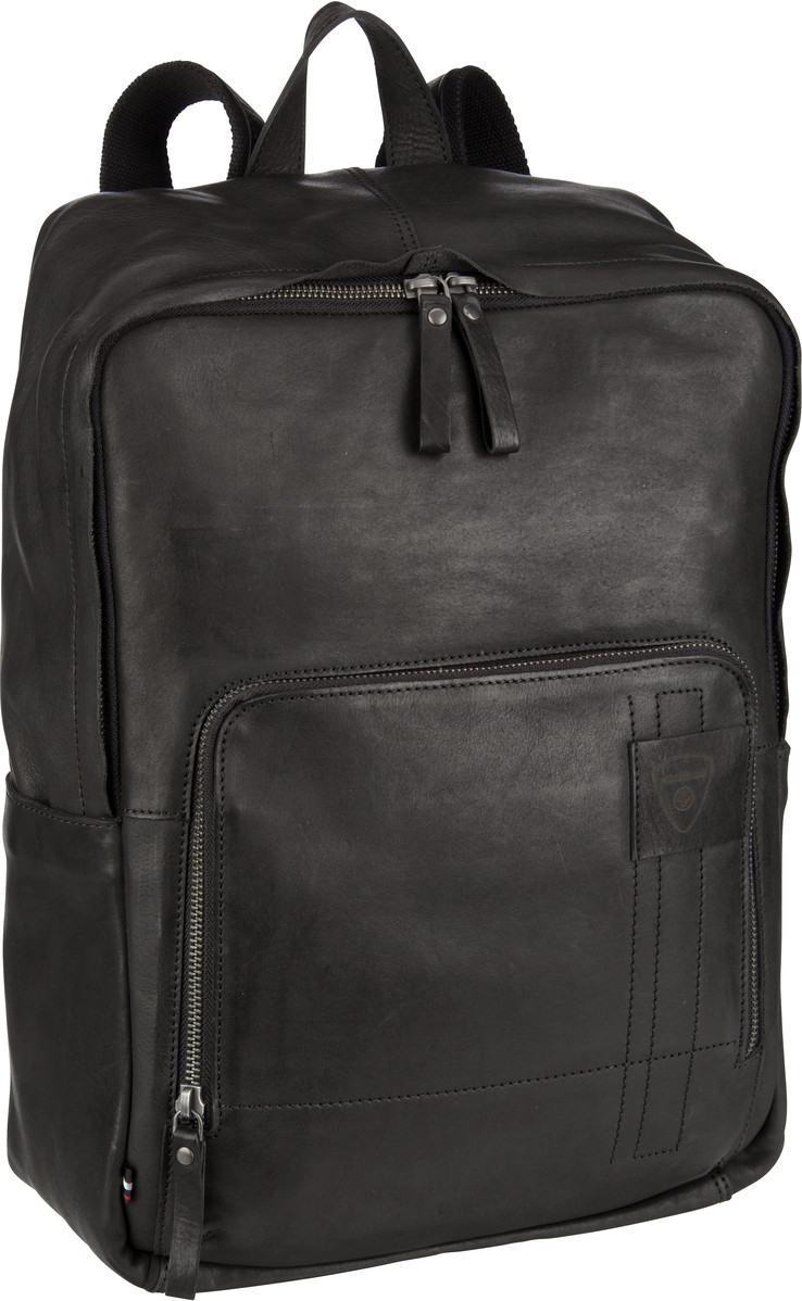 Laptoprucksack Upminster BackPack MVZ Black