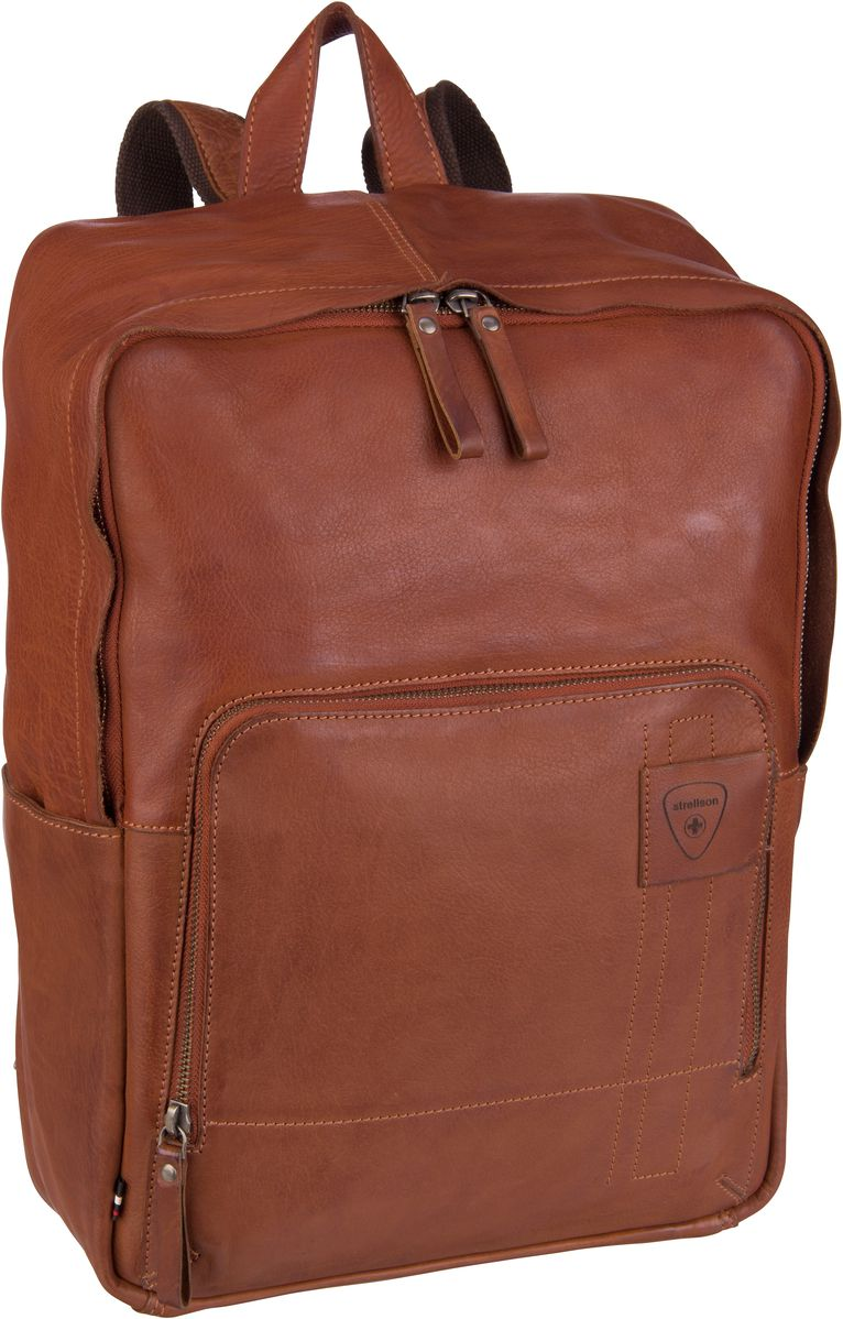 Laptoprucksack Upminster BackPack MVZ Cognac