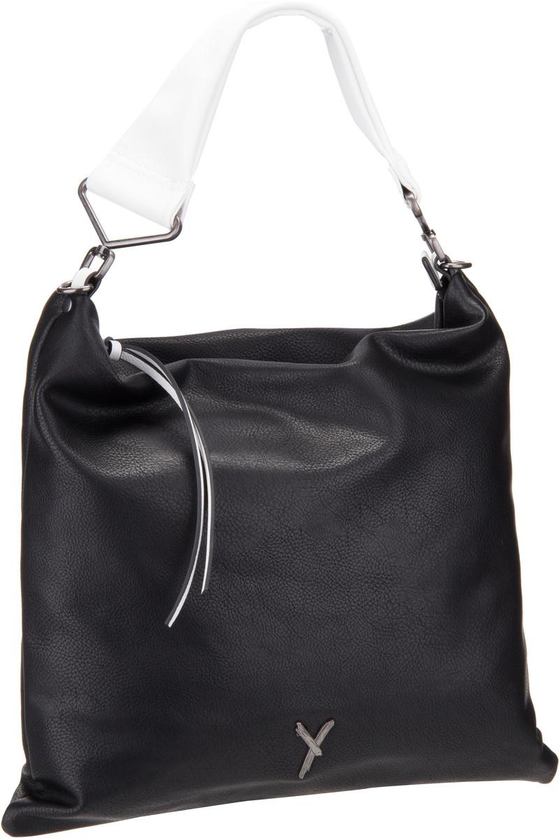 Handtasche Ricky 11171 Black/White