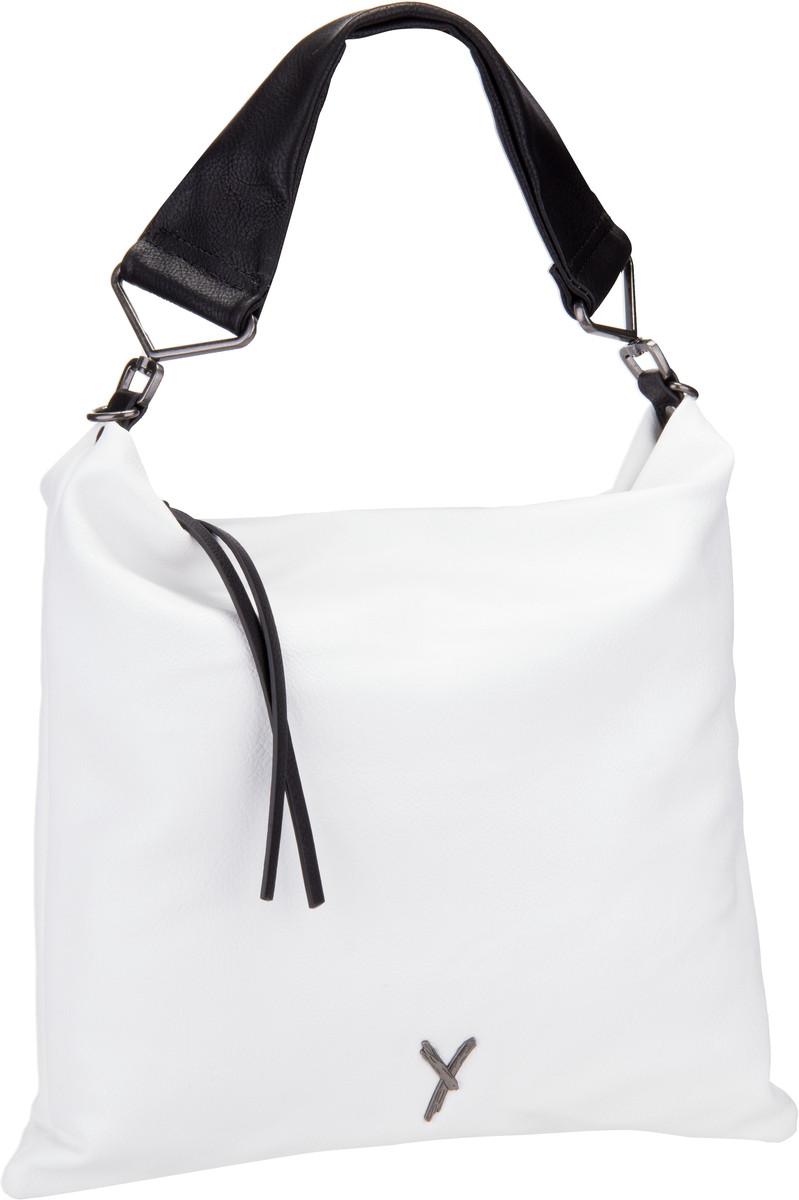 Handtasche Ricky 11171 White/Black