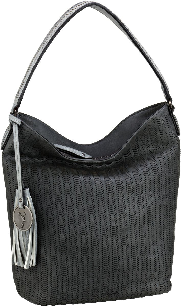 Handtasche Rosy 11141 Dirty Black