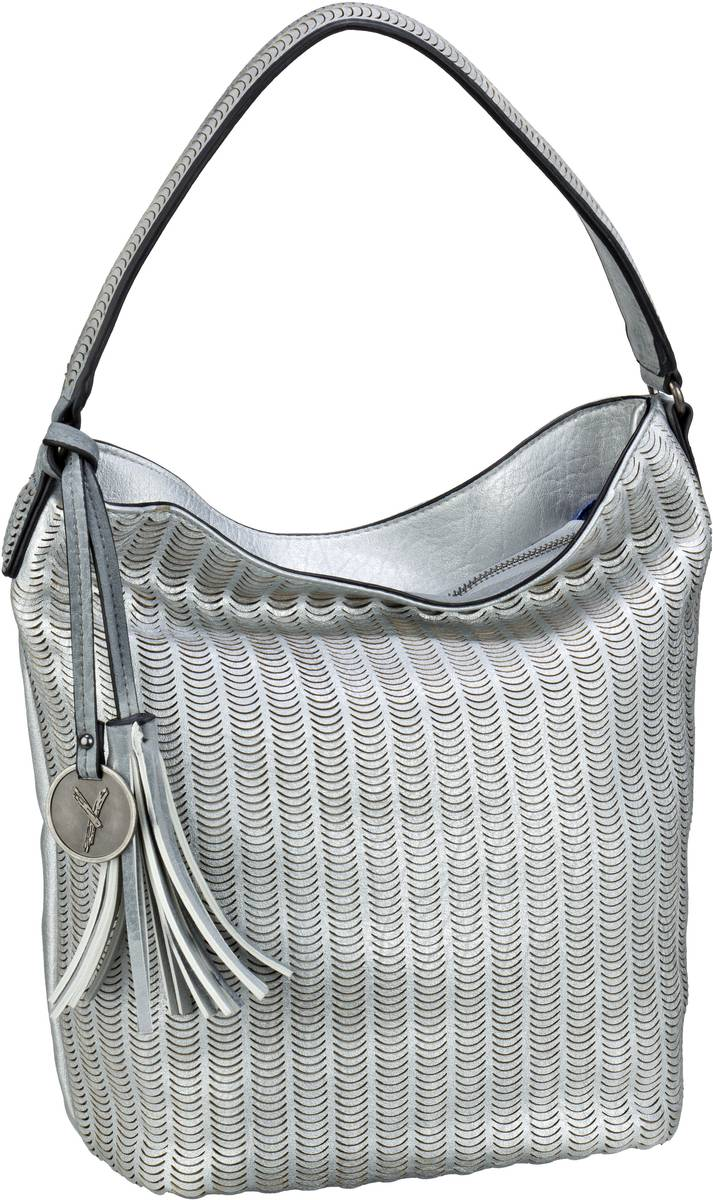 Handtasche Rosy 11141 Dirty Silver