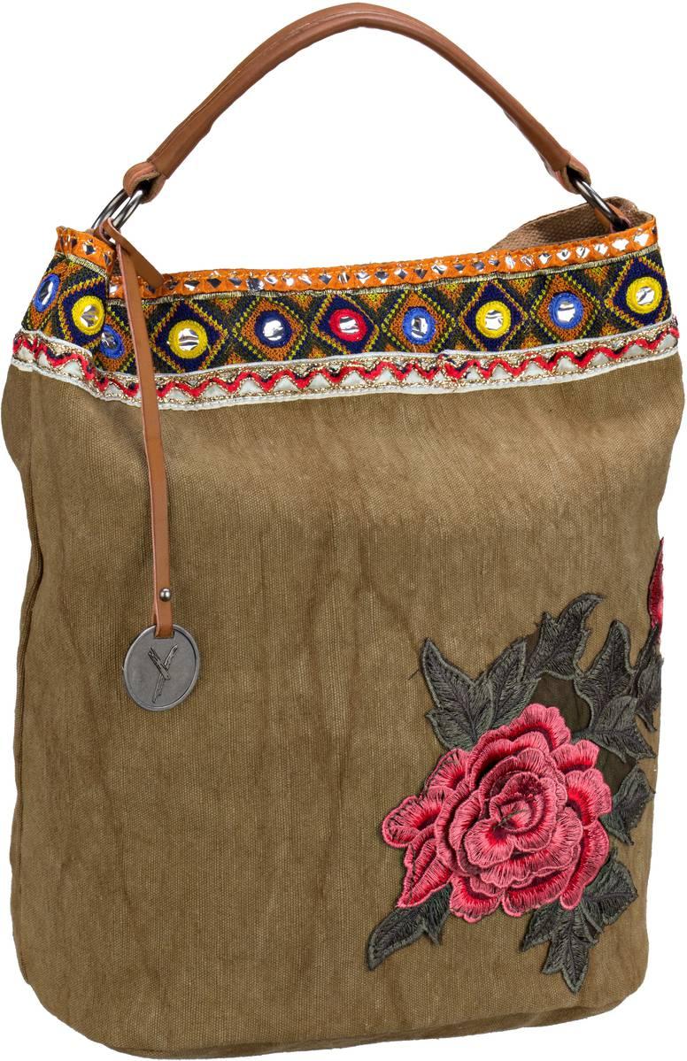 Handtasche Tammy 11211 Taupe