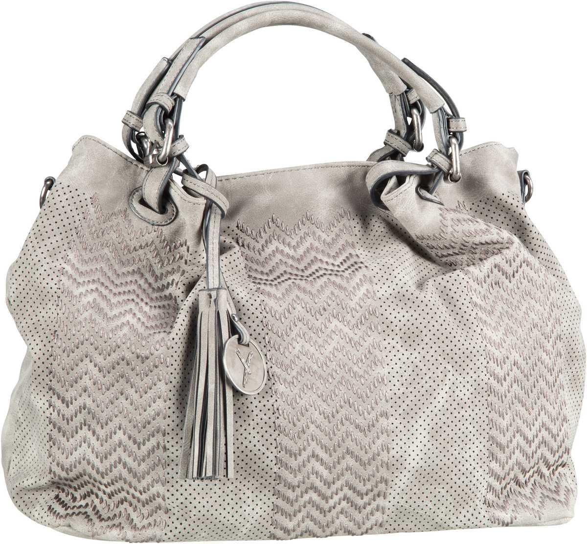 Handtasche Becky 11343 Grey