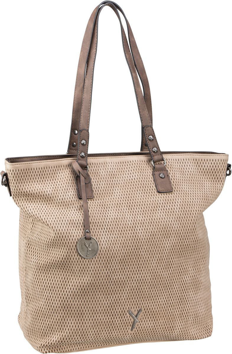 Handtasche Nicy 11405 Taupe/Brown