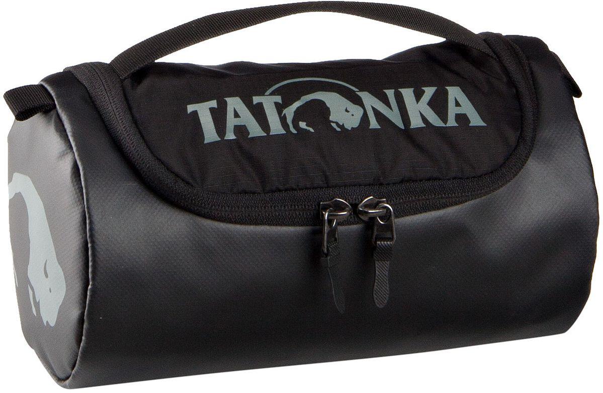 Tatonka Care Barrel Black - Kulturbeutel / Beau...
