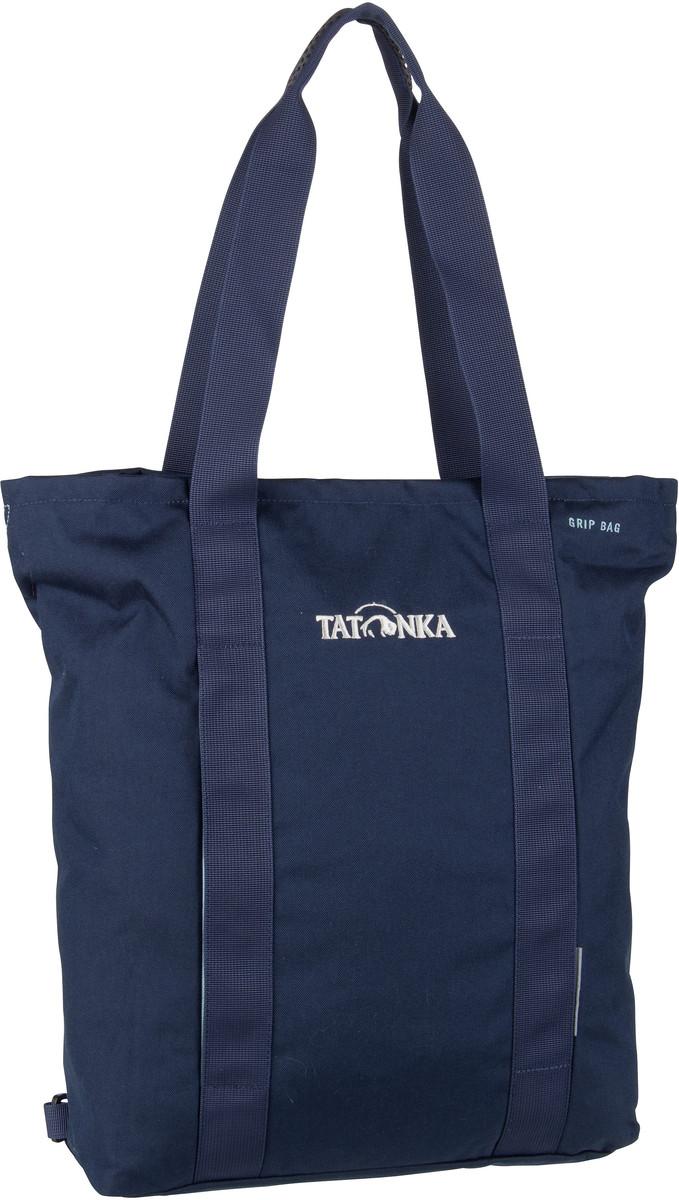 Handtasche Grip Bag Navy (20 Liter)