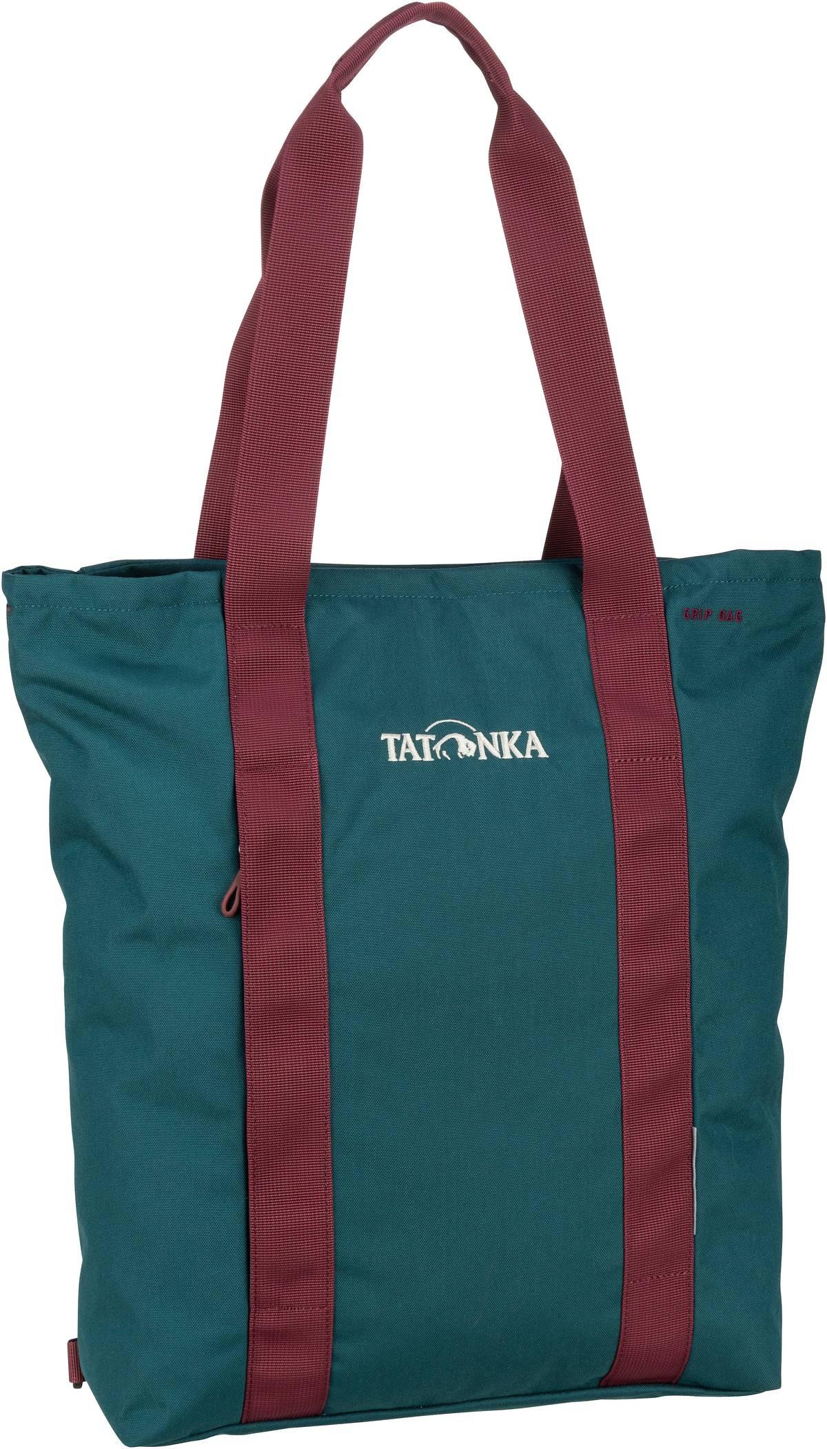 Handtasche Grip Bag Teal Green (20 Liter)