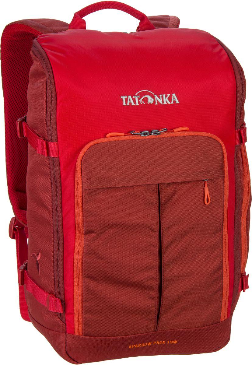 Laptoprucksack Sparrow Pack 19 Woman Red (19 Liter)