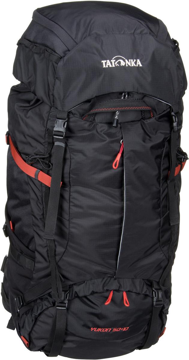 Trekkingrucksack Yukon 50+10 Black (50 Liter)