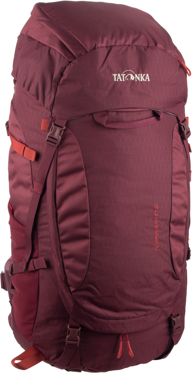 Trekkingrucksack Noras 55+10 Women Bordeaux Red (55 Liter)
