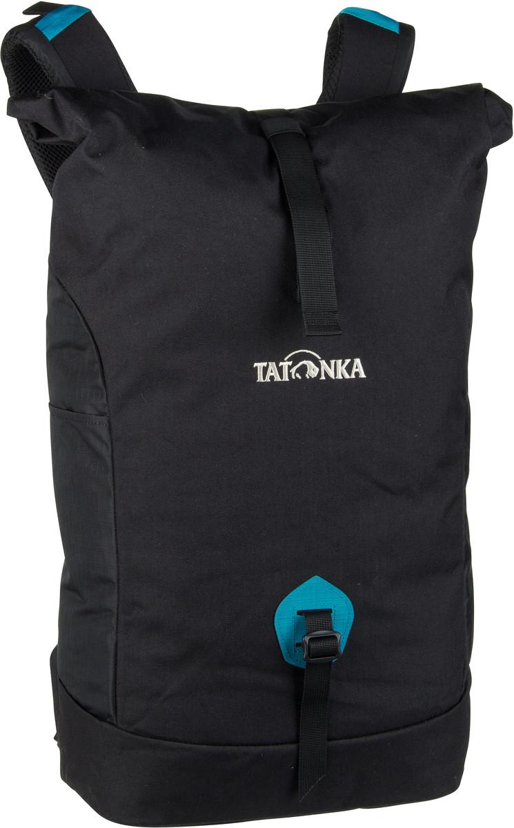 Rucksack / Daypack Grip Rolltop Pack S Black (25 Liter)