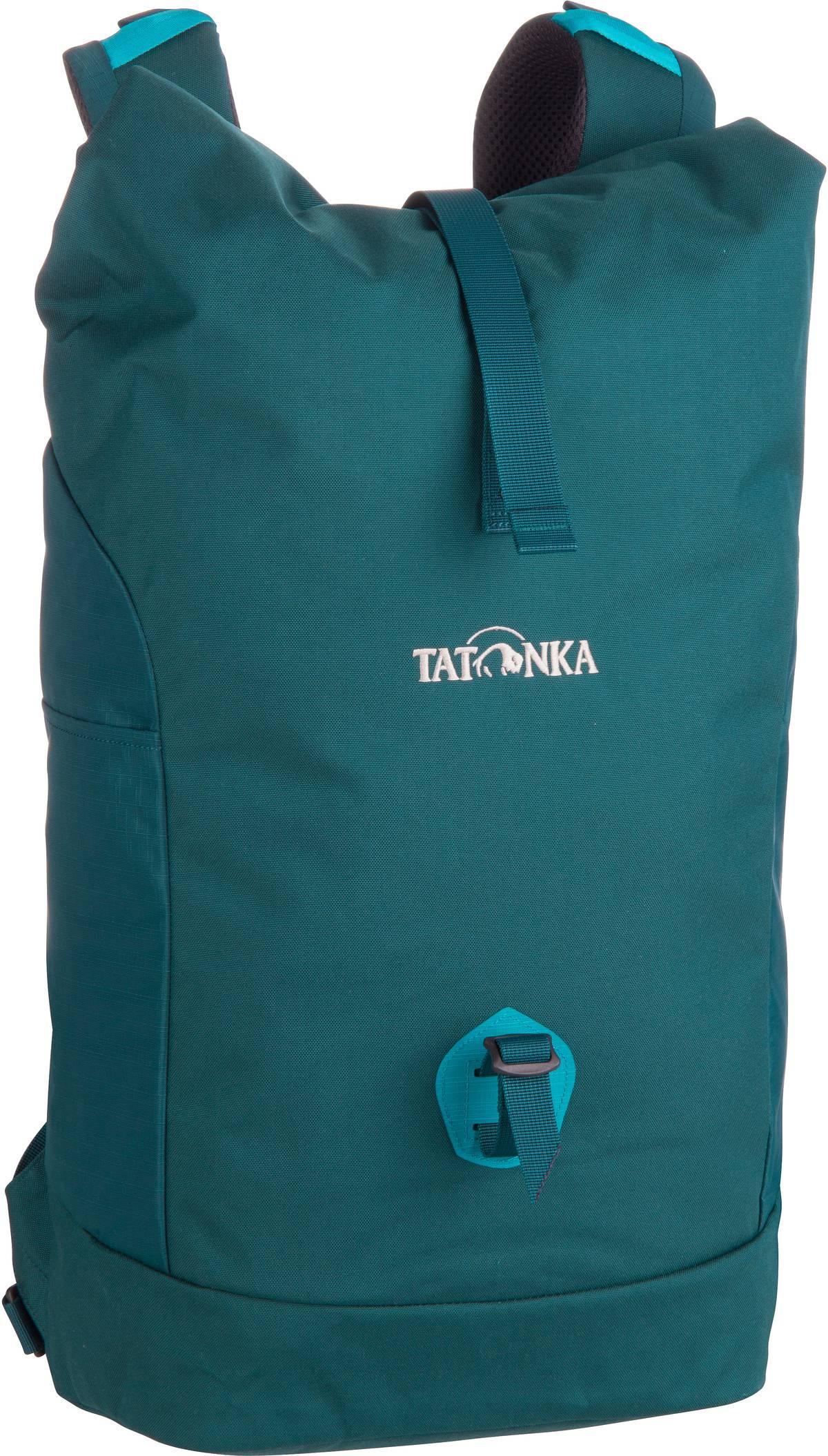 Rucksack / Daypack Grip Rolltop Pack S Teal Green (25 Liter)