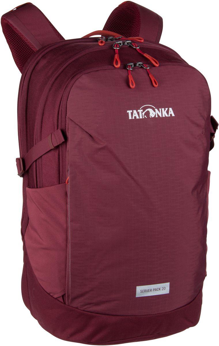 Rucksack / Daypack Server Pack 20 Bordeaux Red (20 Liter)