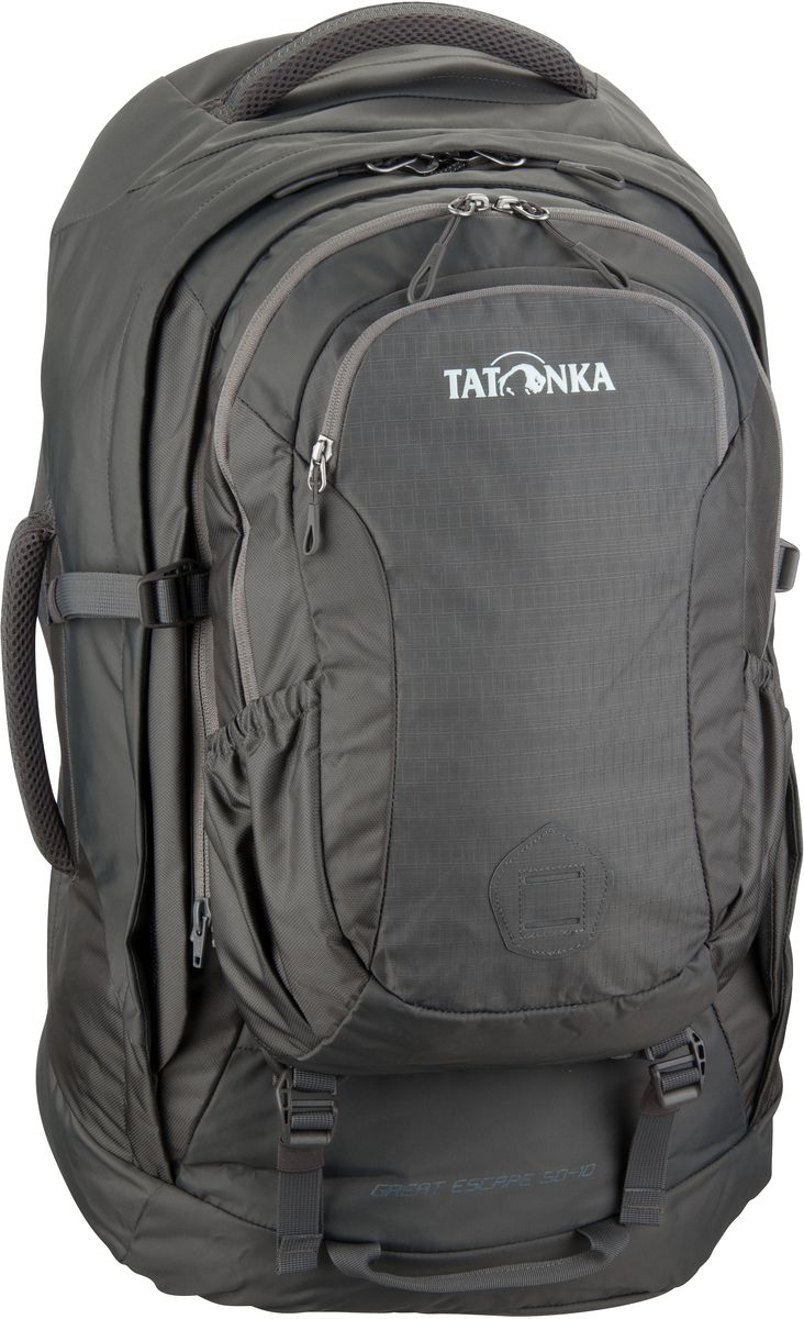 Trekkingrucksack Great Escape 50+10 Titan Grey (50 Liter)