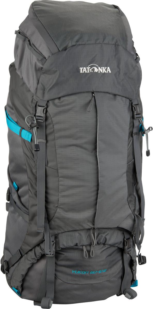 Rucksaecke für Frauen - Tatonka Trekkingrucksack Yukon 60 10 Women Titan Grey (60 Liter)  - Onlineshop Taschenkaufhaus