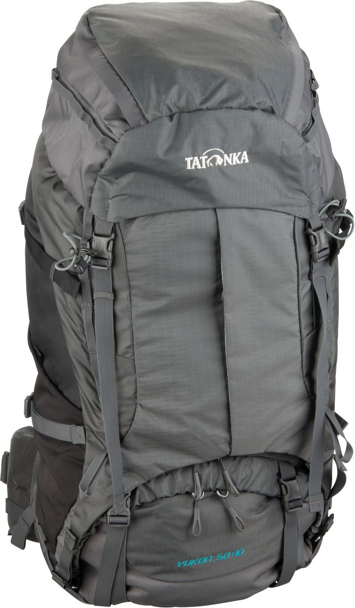 Trekkingrucksack Yukon 50+10 Titan Grey (50 Liter)