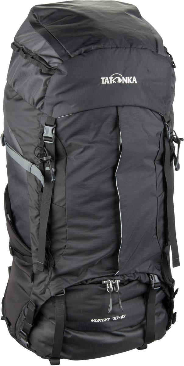 Trekkingrucksack Yukon 70+10 Black (70 Liter)