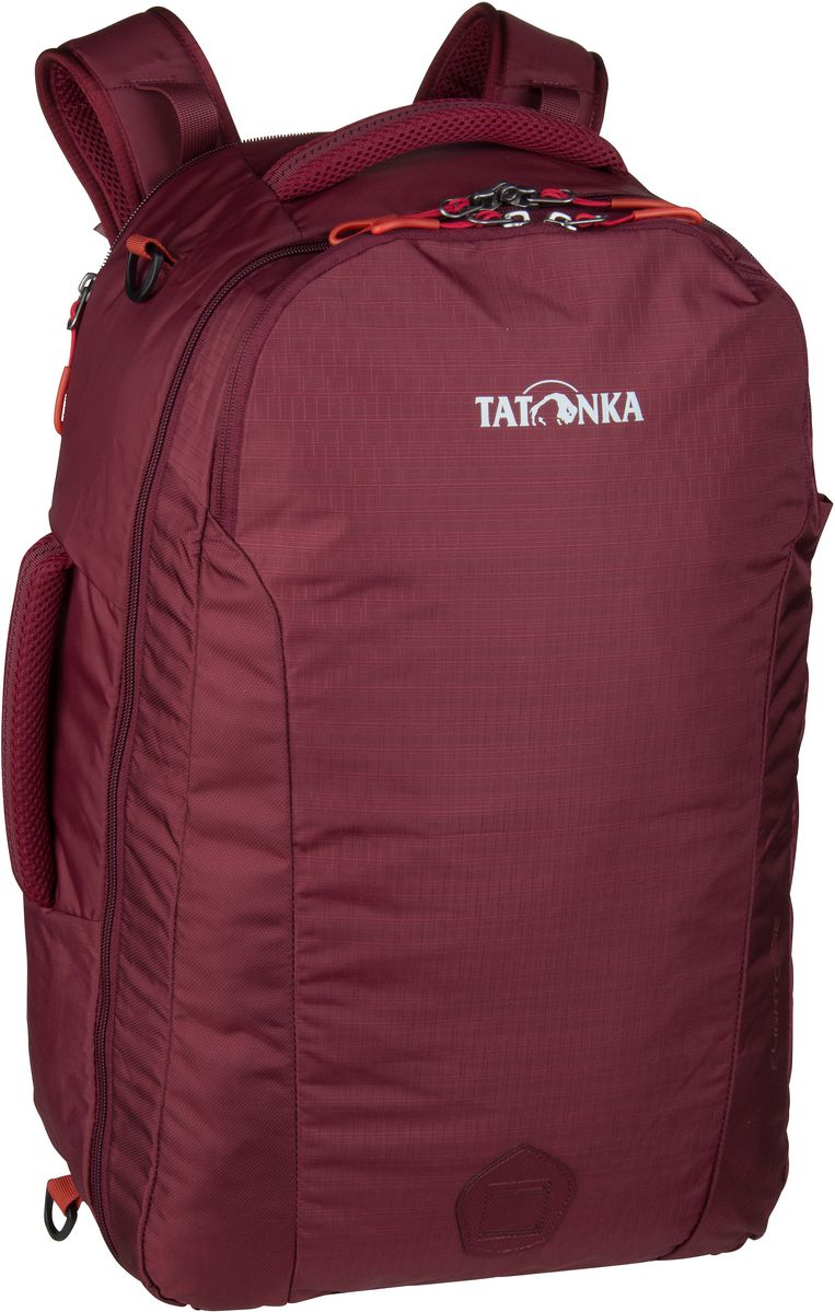 Rucksack / Daypack Flightcase Bordeaux Red (40 Liter)