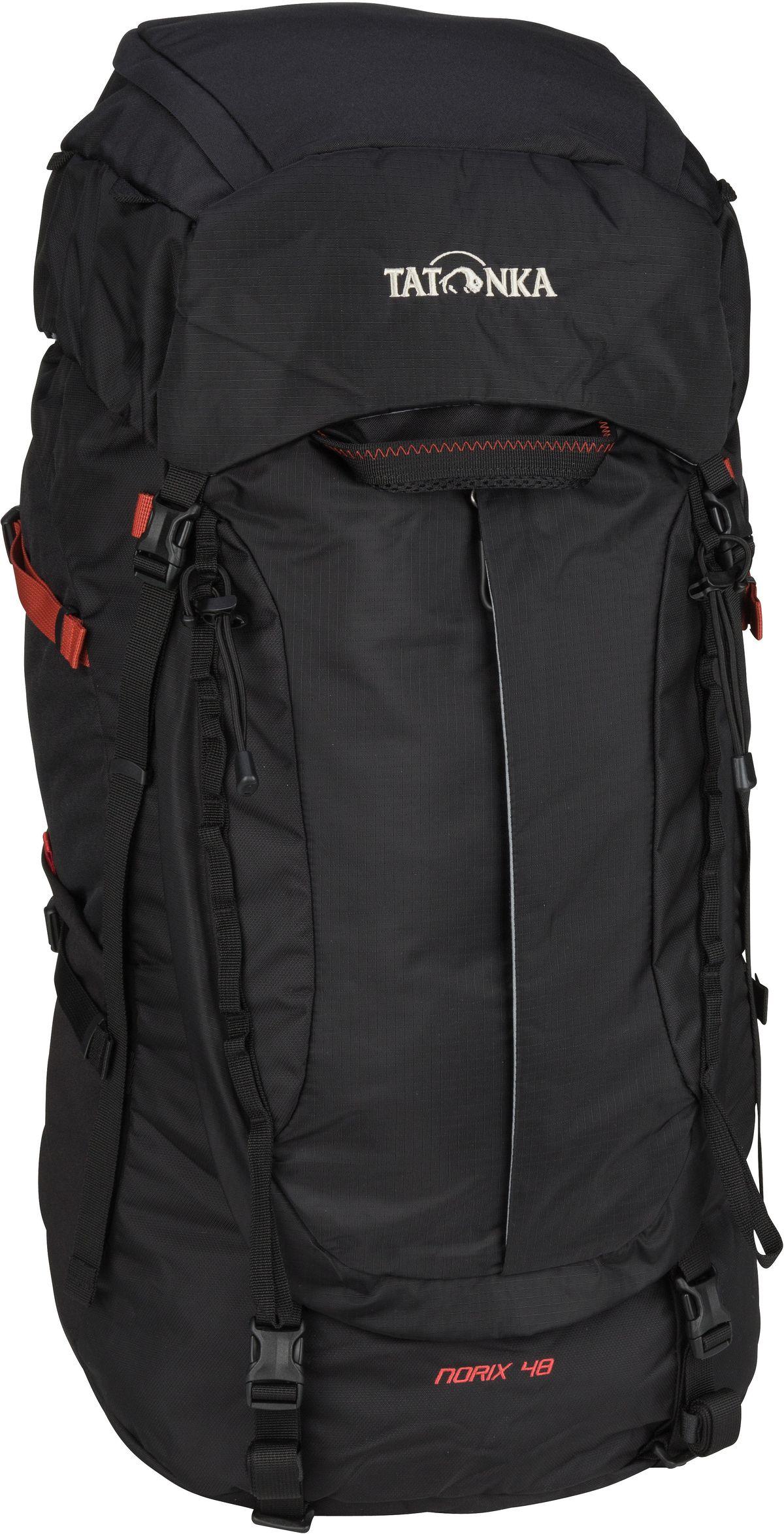 Trekkingrucksack Norix 48 Black (48 Liter)