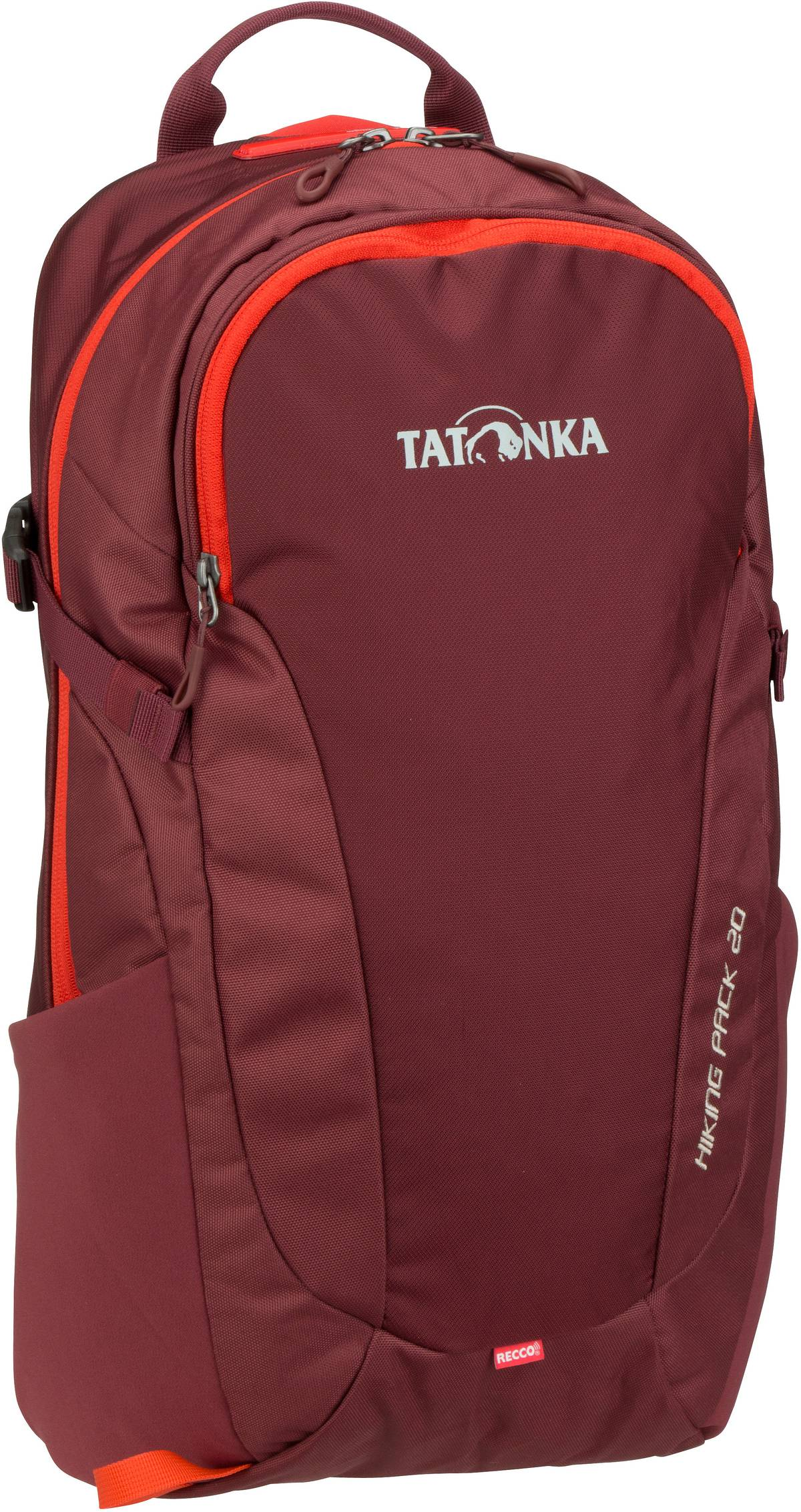 Wanderrucksack Hiking Pack 20 Bordeaux Red (20 Liter)