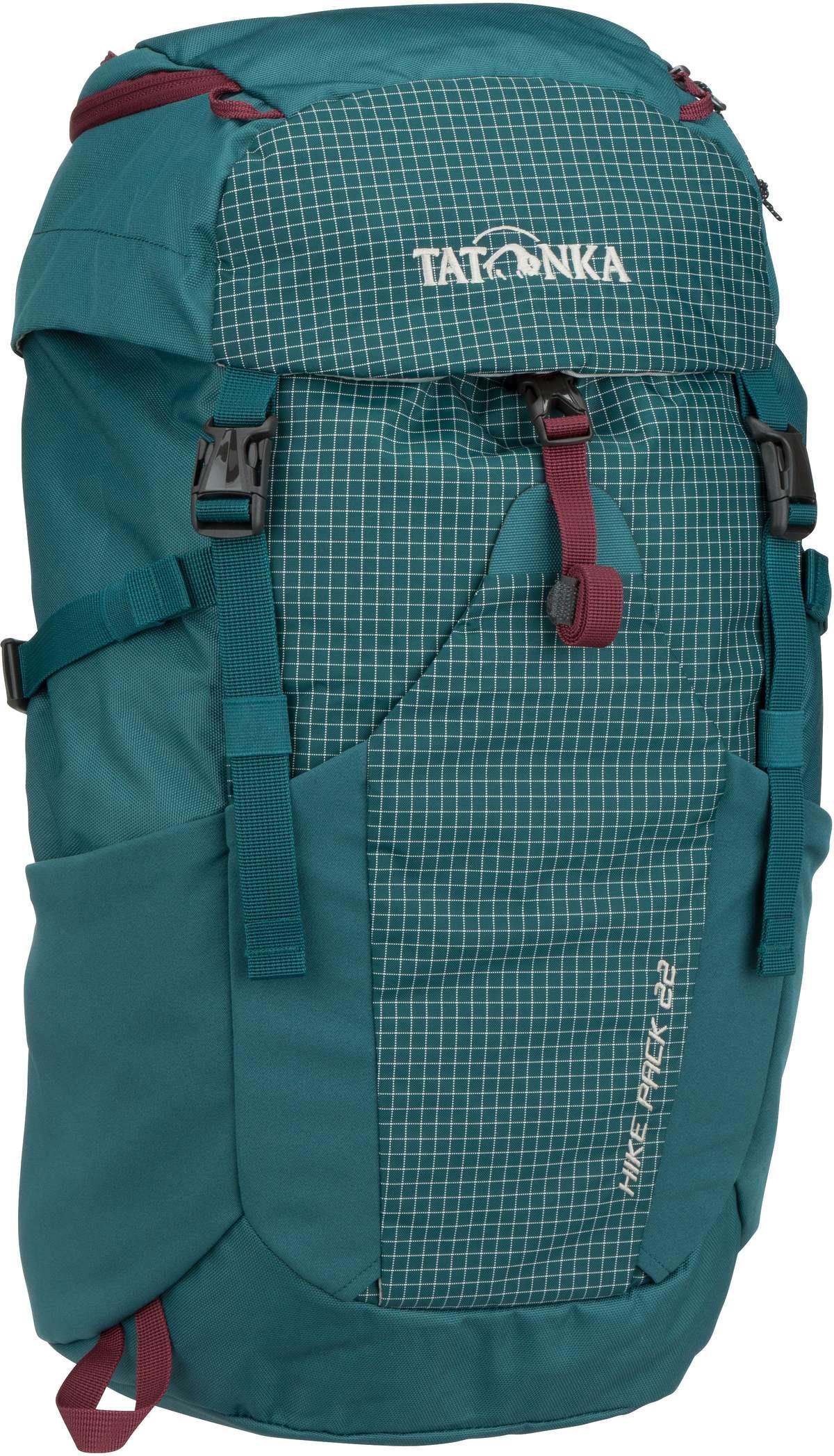 Wanderrucksack Hike Pack 22 Teal Green (22 Liter)