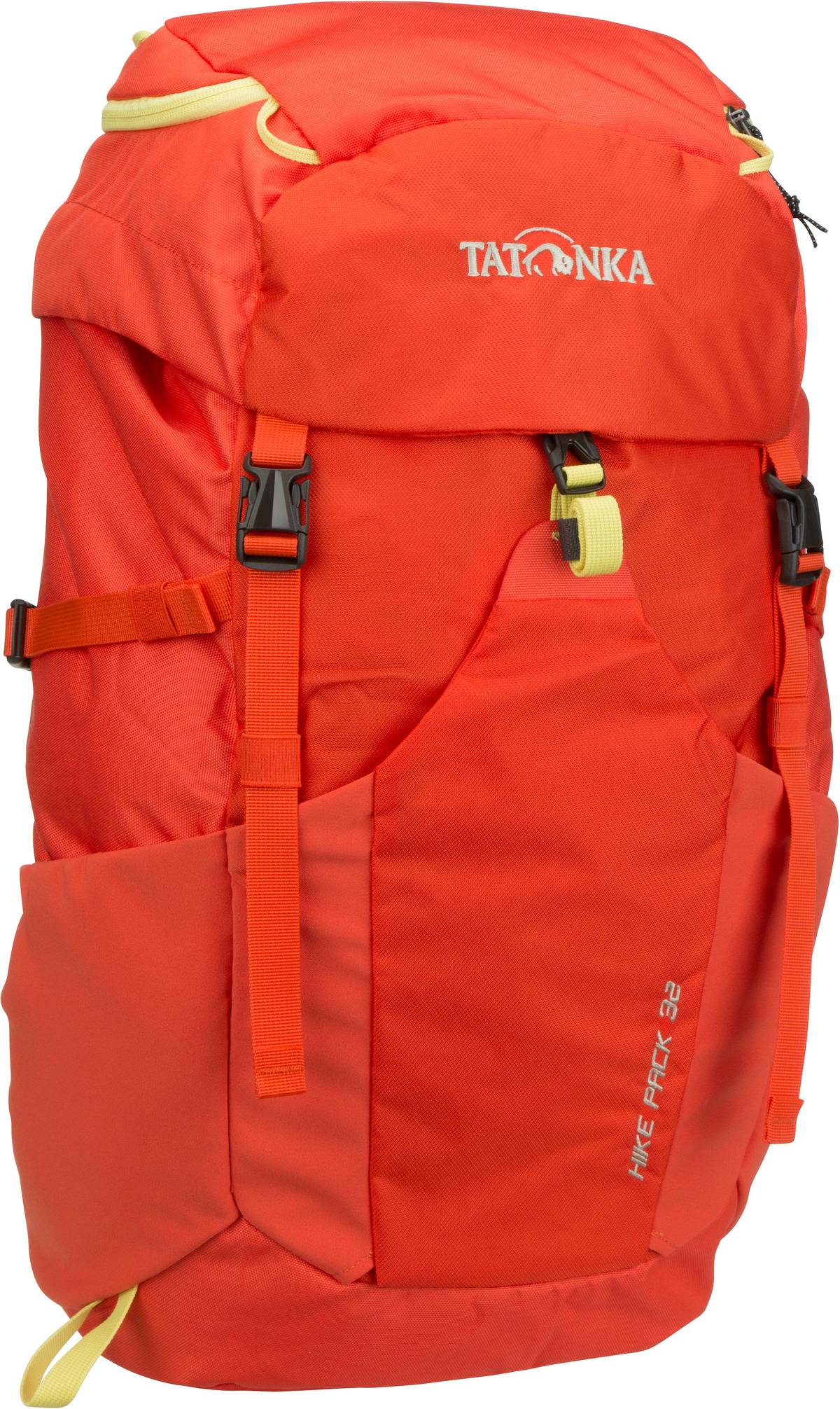 Wanderrucksack Hike Pack 32 Red Orange (32 Liter)